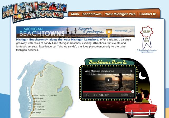 Michigan Beachtown