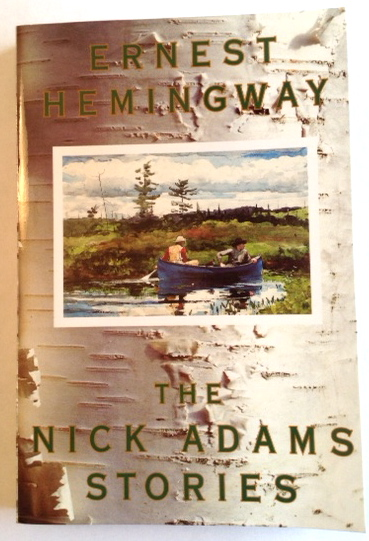 Nick Adams book (English)