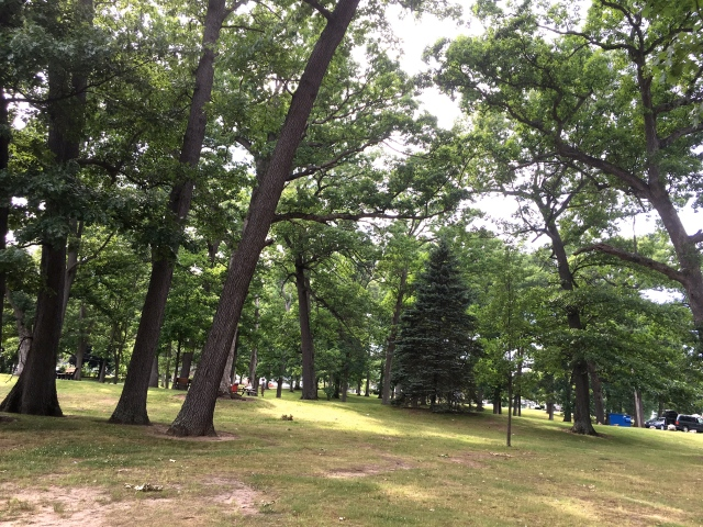 Park in Berrien Springs